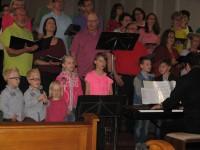 Junger Chor Mitmachkonzert Herne 2015 - 9